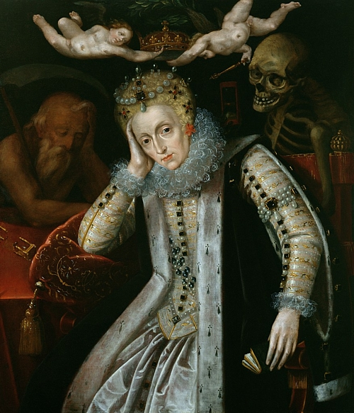 Death Of Queen Elizabeth I  Page  Elizabeth I With Time  Death Topics For English Essays also Essay In English Literature  Essay On Health Awareness
