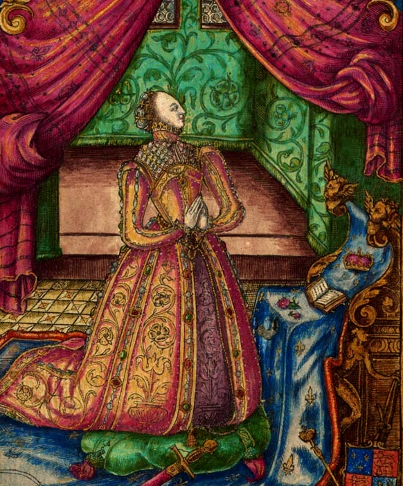Queen Elizabeth I and the Church