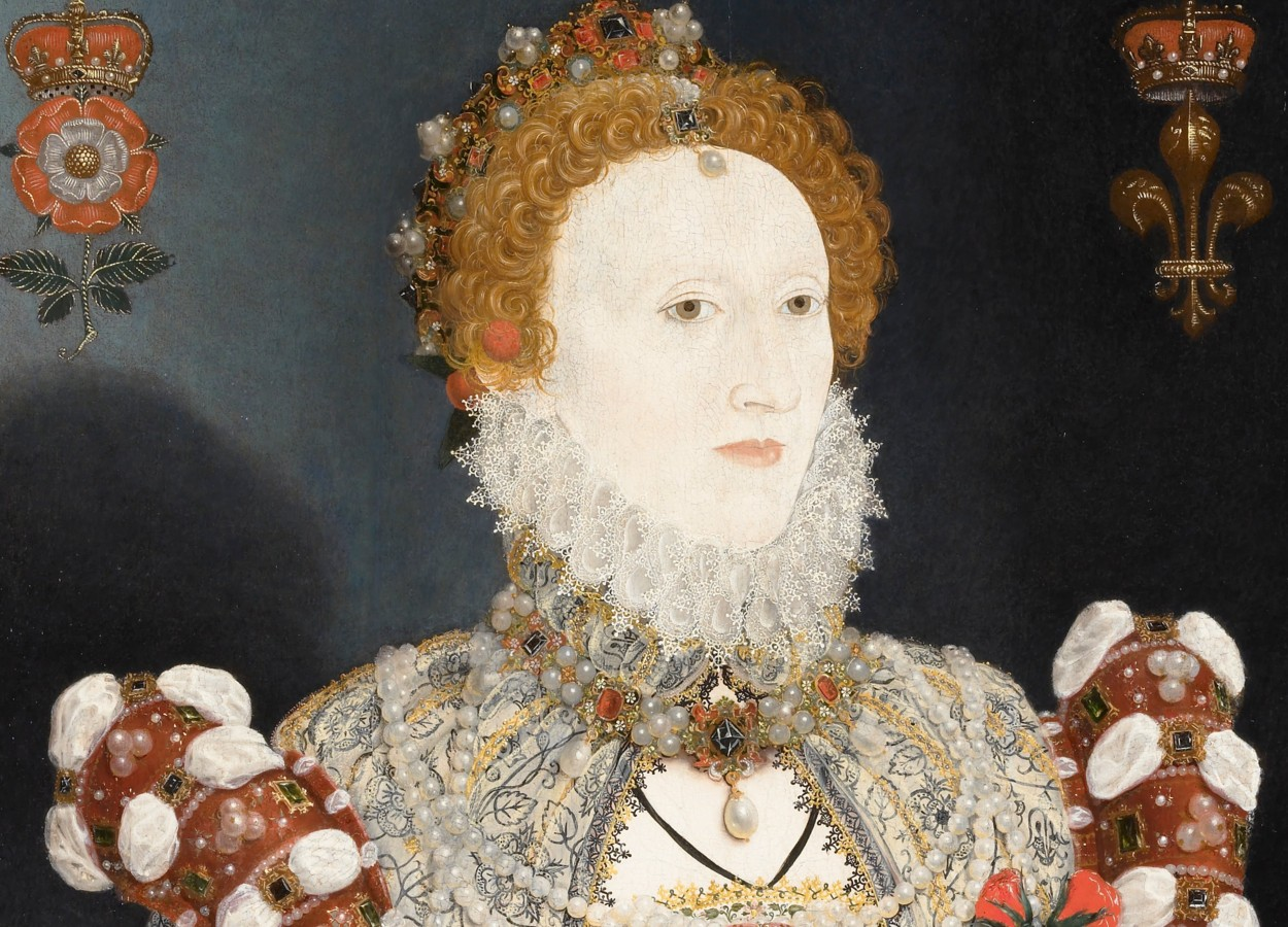 Grave of Queen Elizabeth I