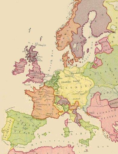Elizabethan Europe