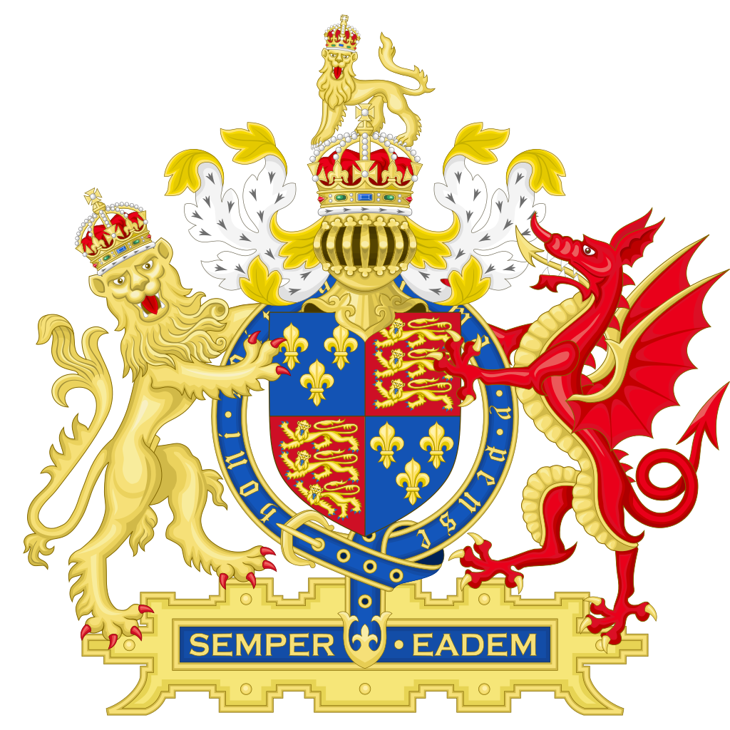 Coat Of Arms Queen Elizabeth I